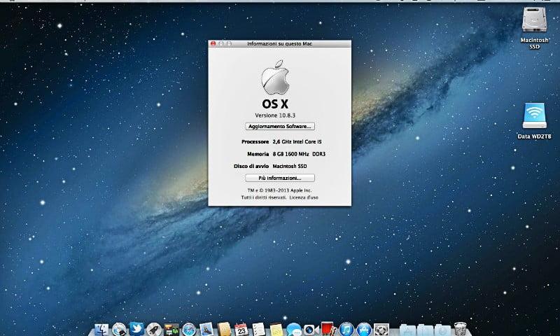 Apple lança Nova Atualização para OS X