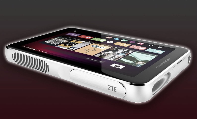 ZTE Spro Plus – NovoTablet Projetor é apresentado na MWC 2016