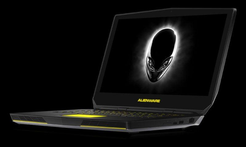 Dell lança Linha de Notebooks Alienware no Brasil