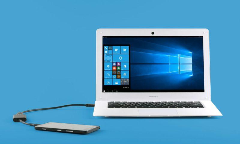 NexDock – Novo Aparelho transforma Smartphones e Tablets em Notebook