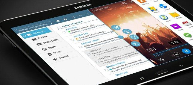 Novo Galaxy Tab 4 Advanced – Detalhes do Novo Tablet
