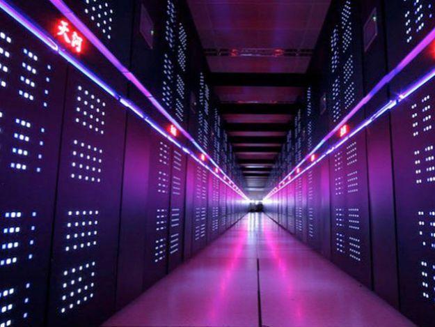 Sunway TaihuLigh é o supercomputador mais rápido do mundo