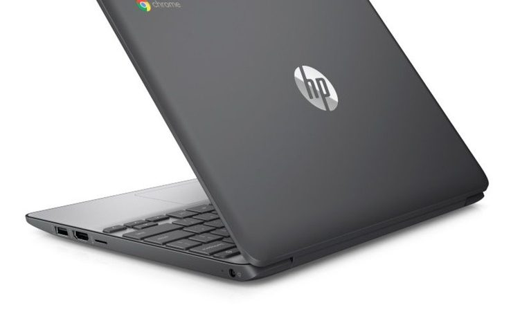 HP lança Novo Chromebook 11 G5 com Tela Touchscreen