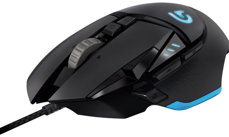Novo Mouse Gamer Logitech G502 Proteus Core