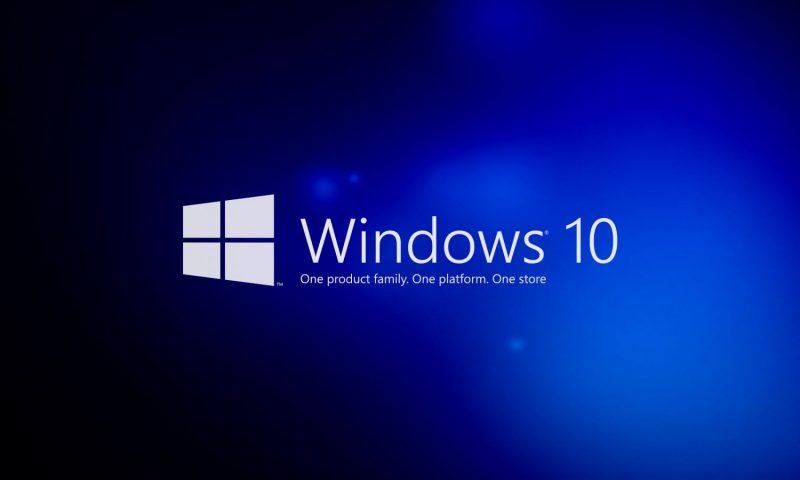 Nova Atualização de Aniversário do Windows 10
