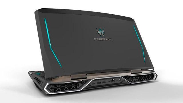 Acer Predator 21X – Novo Notebook Gamer com Tela Curva
