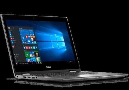 Dell Inspiron 13 5000 – Características do modelo 2 em 1