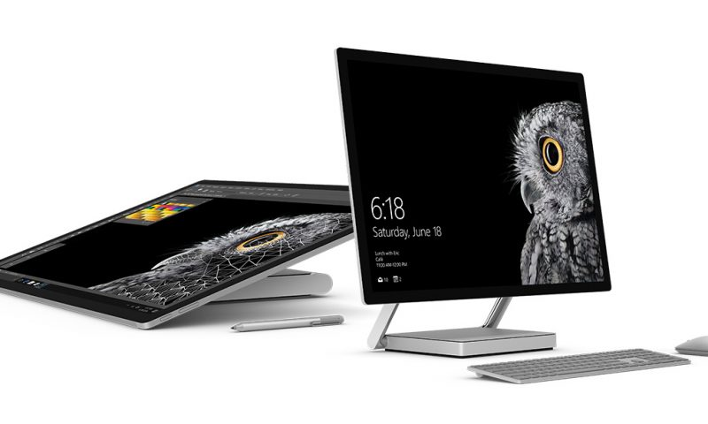 Microsoft apresentou o Surface Studio