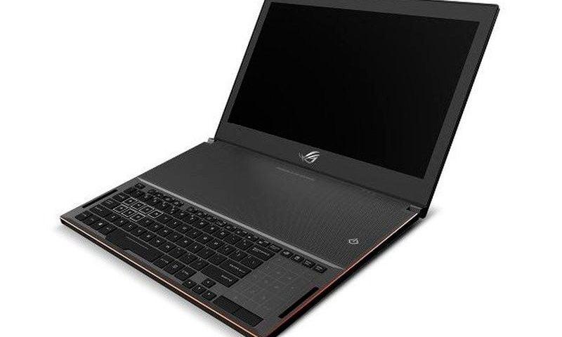 Notebook Asus ROG GX501 pode ser o Mais Fino do Mundo