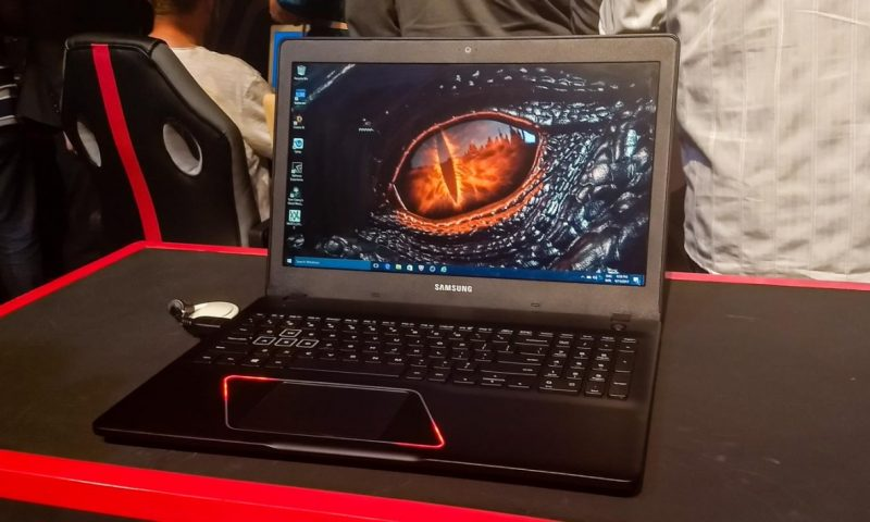 Notebook Gamer Samsung Odyssey – Preço e Configurações
