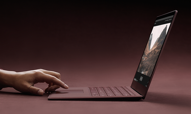 Microsoft Surface Laptop – Configurações e Lançamento