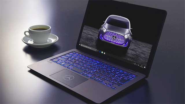 Notebook VAIO Z Mercedes Benz – Preço e Configurações