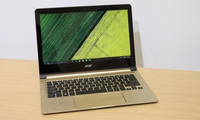 Acer Swift 7 – Lançamento, Novidades