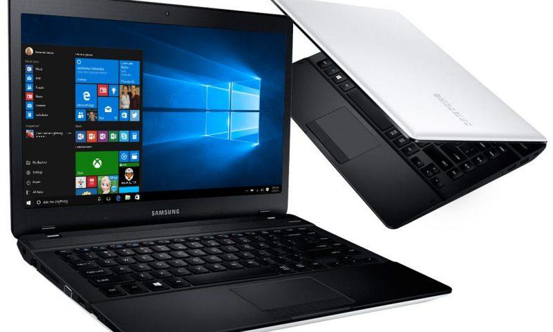 Notebooks da Samsung Linha Essentials