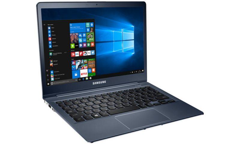 Notebooks da Samsung – Linha Style