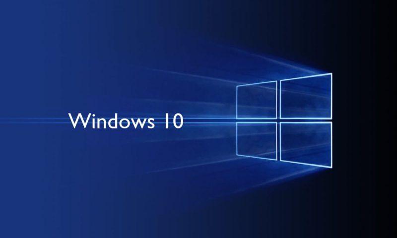 Nova Atualização do Windows 10