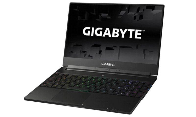 Notebook Gigabyte Aero 15 X – Ficha Técnica