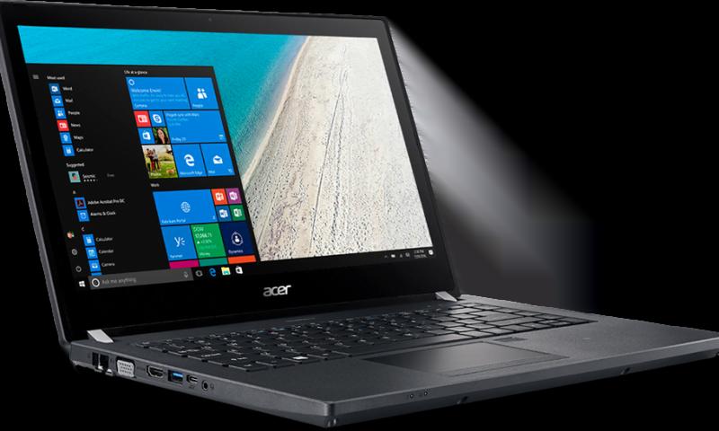 Acer TravelMate P4 – Ficha Técnica, Especificações do notebook