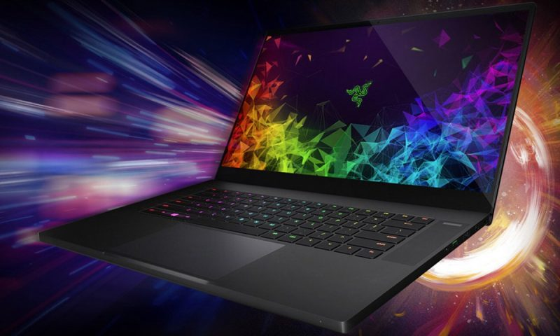 Novo Notebook Razer Blade 2018